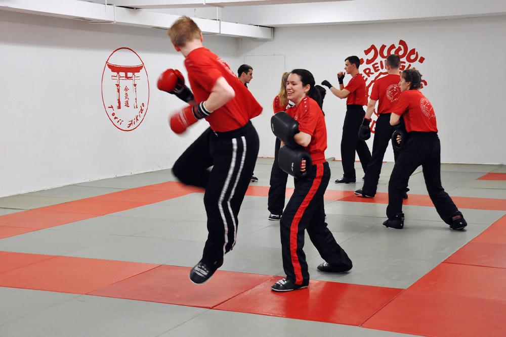 Training 18